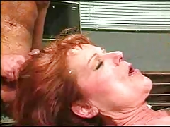 Red women - anal