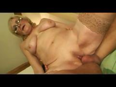 Saggy Tits Granny With..