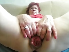 55yr ancient Granny Fucks..