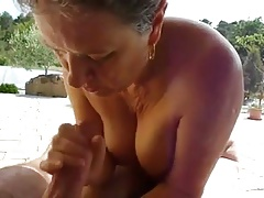 Granny Handjob #8 Completed..