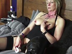 Sexy mature school teacher..