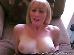 Amateur GILF Secret Dealings..