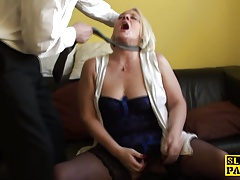 Assfucked uk gilf plowed..