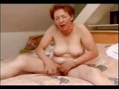 Very crazy granny abuse and..